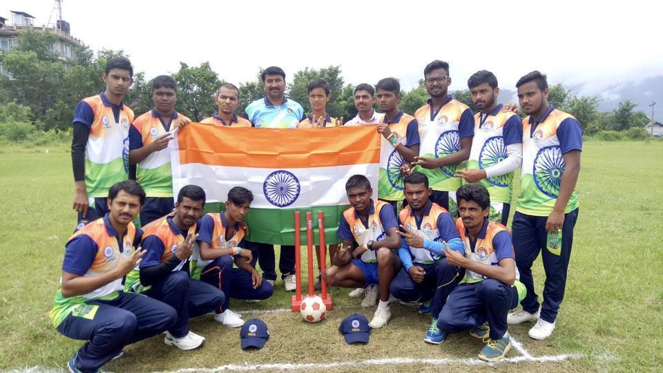 India Leg Cricket team players
