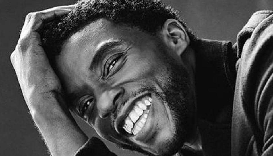 Chadwick Boseman was diagnosed with colon cancer in 2016.