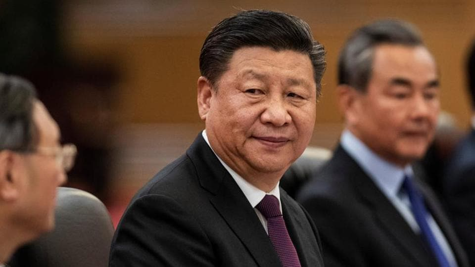 President Xi Jinping's Plan for Tibet vs Nature's Plan for Tibet. Chinese President Xi Jinping was addressing the country's top leadership at a two-day forum on future governance in Tibet in Beijing, which concluded on Saturday.(REUTERS PHOTO.)
