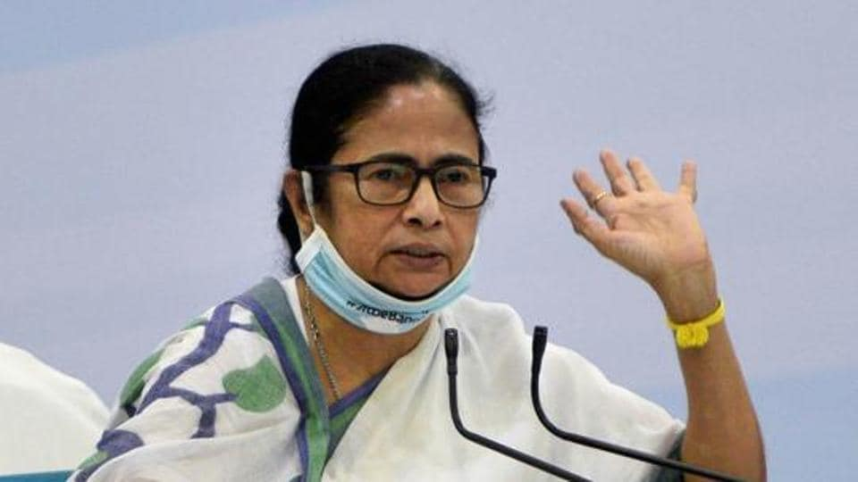 File photo: West Bengal CM Mamata Banerjee.