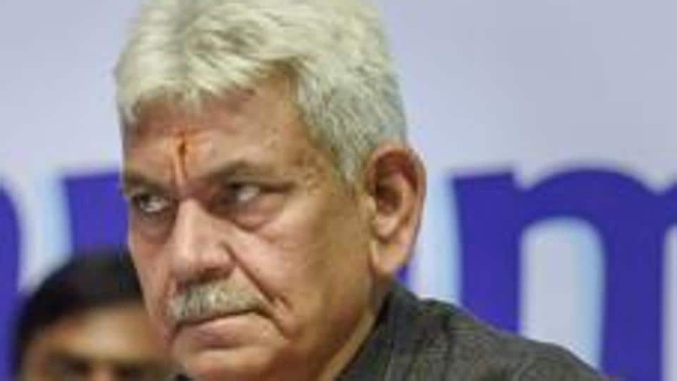 The committee formed by LGManoj Sinha has discussed the problems faced by different sectors of businesses in Jammu and Kashmir.