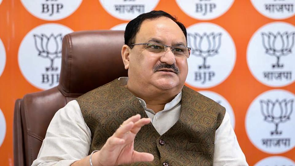 BJP national president JP Nadda reiterated that the MPs will have to ensure not only the victory of the BJP candidates but of those of the allies as well.