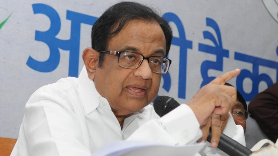 In a series of tweets, the senior Congress leader also slammed the Centre for asking states to borrow more to make up for revenue losses due to pending GST dues.