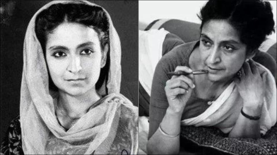 Amrita Pritam 101st birth anniversary: Quotes on love, pain and partition by the 20th-century Punjabi poet