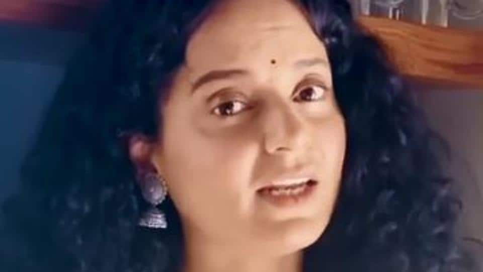 Kangana Ranaut claims to have seen drug use on a set.