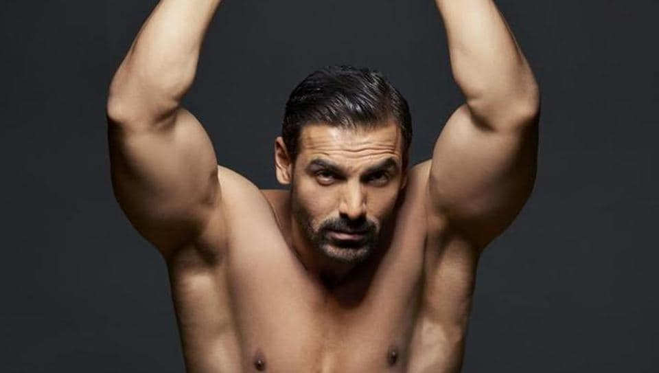Actor John Abraham says he wants to be the person who people look at and say 'if he can, we can too,'