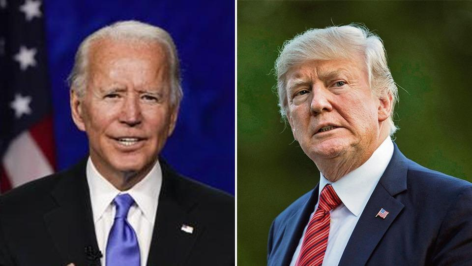Democratic Party's Joe Biden is up against Donald Trump for the post of US president in the 2020 US elections.