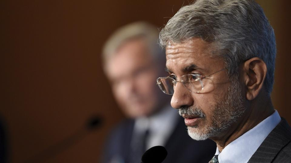 Minister of External Affairs Subrahmanyam Jaishankar  said India's relations with a country or a group of countries cannot be defined negatively as being against somebody