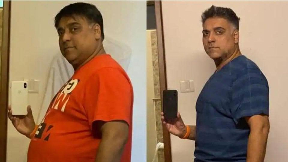 Ram Kapoor reportedly lost almost 30 kgs last year.
