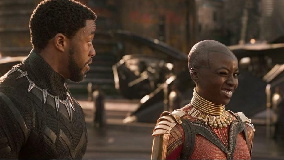 Black Panther's Okoye, Danai Gurira, pays tribute to Chadwick Boseman: 'Rest in peace, O king' – hollywood