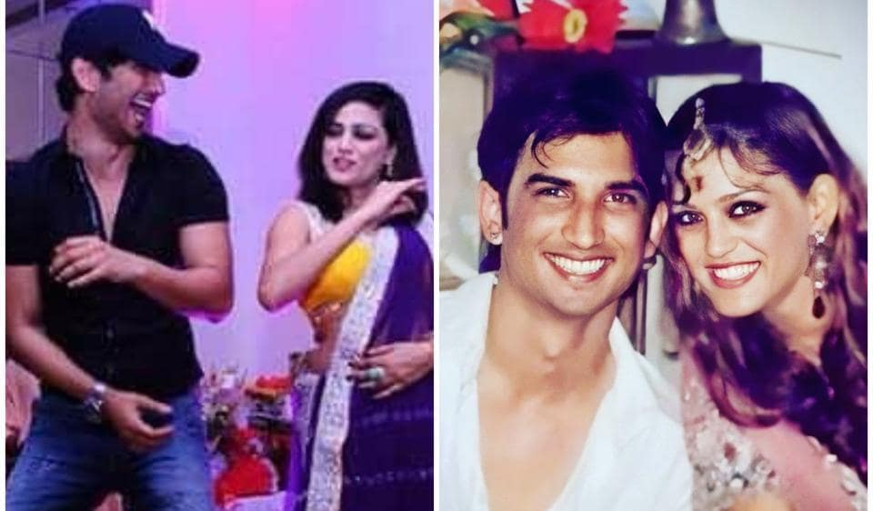 Shweta Singh Kirti shared pictures with Sushant Singh Rajput from a family get-together in 2014.