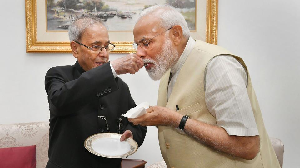 Pranab Mukherjee: PM Modi's mentor from Bengal's Mirati