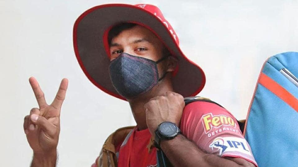 Mayank Agarwal has had enough of not playing cricket.