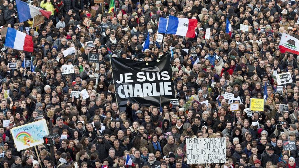 French paper, Charlie Hebdo, attacked in 2015 reprints Prophet caricatures