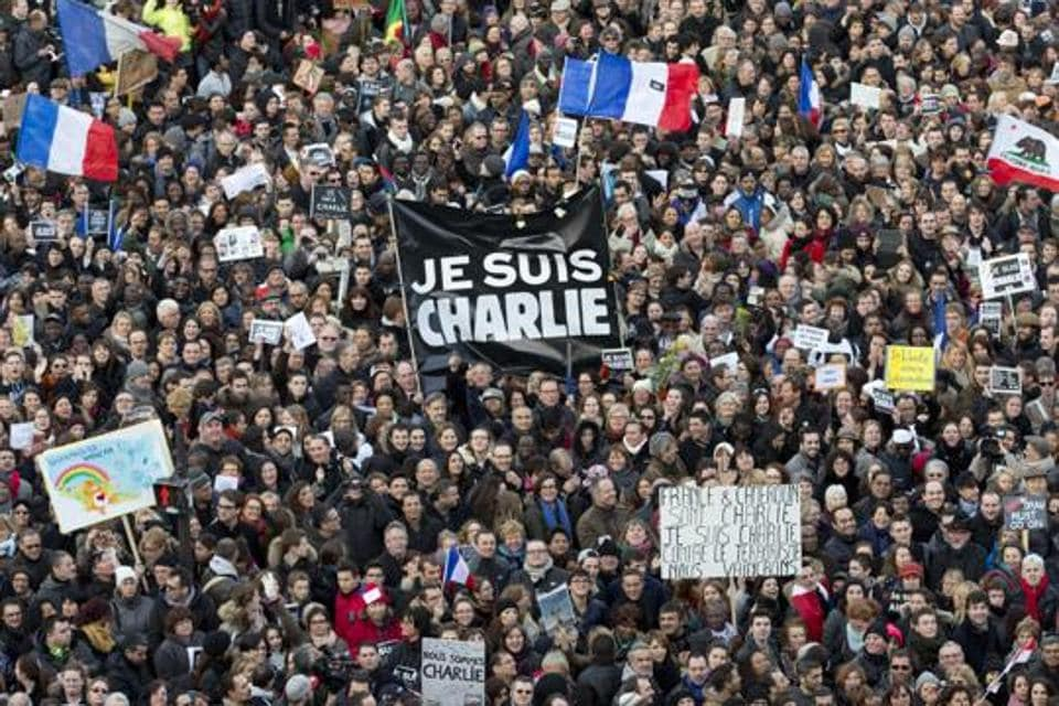 14 people convicted of terrorism charges for Charlie Hebdo, kosher market attacks in France