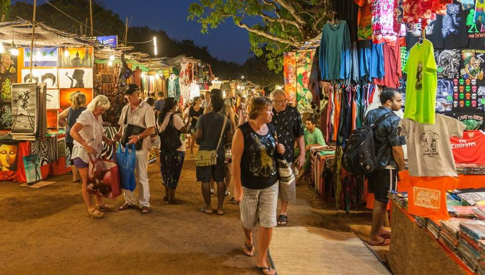The tourism industry  in Goa is hoping that tourists will begin arriving by the end of the year.