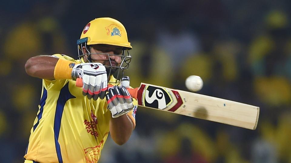 File photo of CSK batsman Suresh Raina.