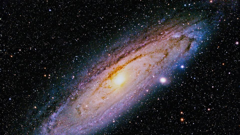 NASA congratulates Indian astronomers on Star Galaxy discovery