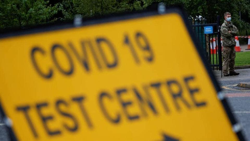 British govt working on 20-minute coronavirus test