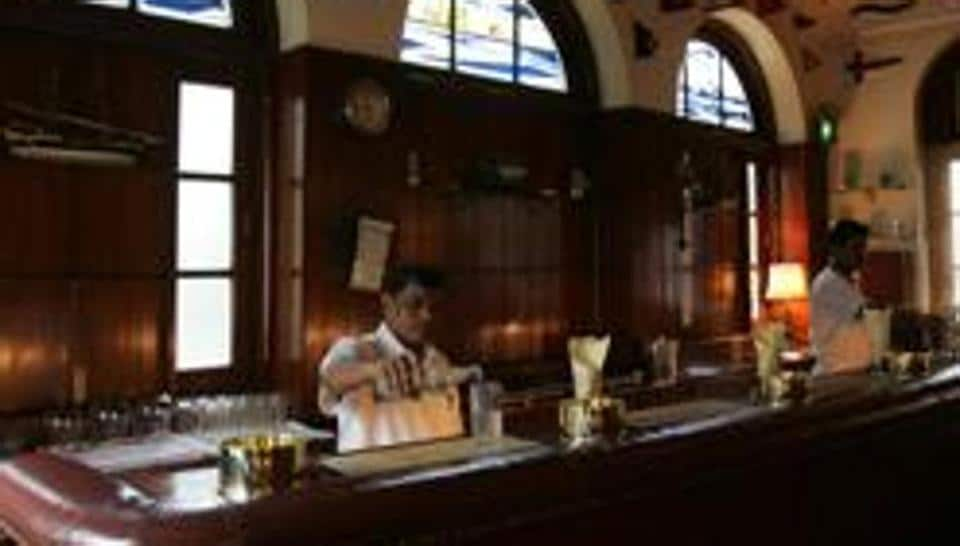 Liquor and beer shops were opened from May 4, but bars were still closed.