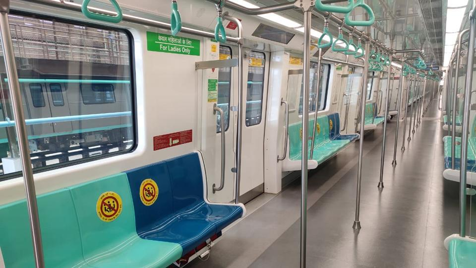 NMRC runs the 29.7-km Aqua Line which connects Noida Sector 51 to Greater Noida's Depot Station.