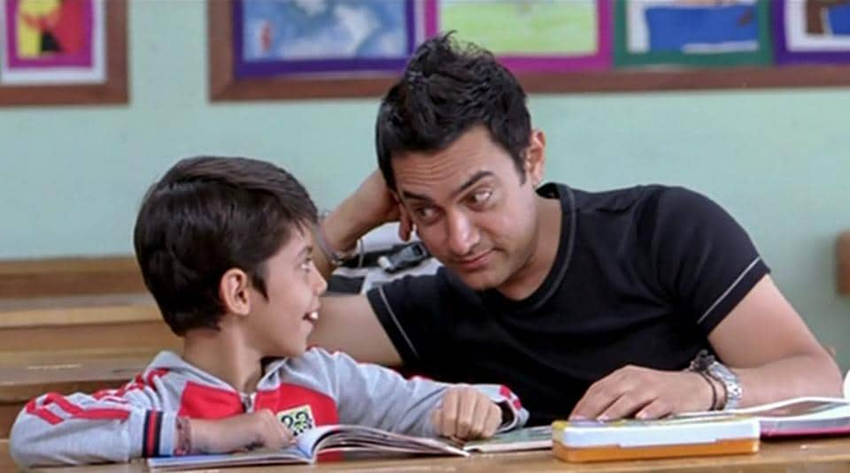 Teacher's Day 2020: Aamir Khan played a kind and empathetic teacher in Taare Zameen Par.
