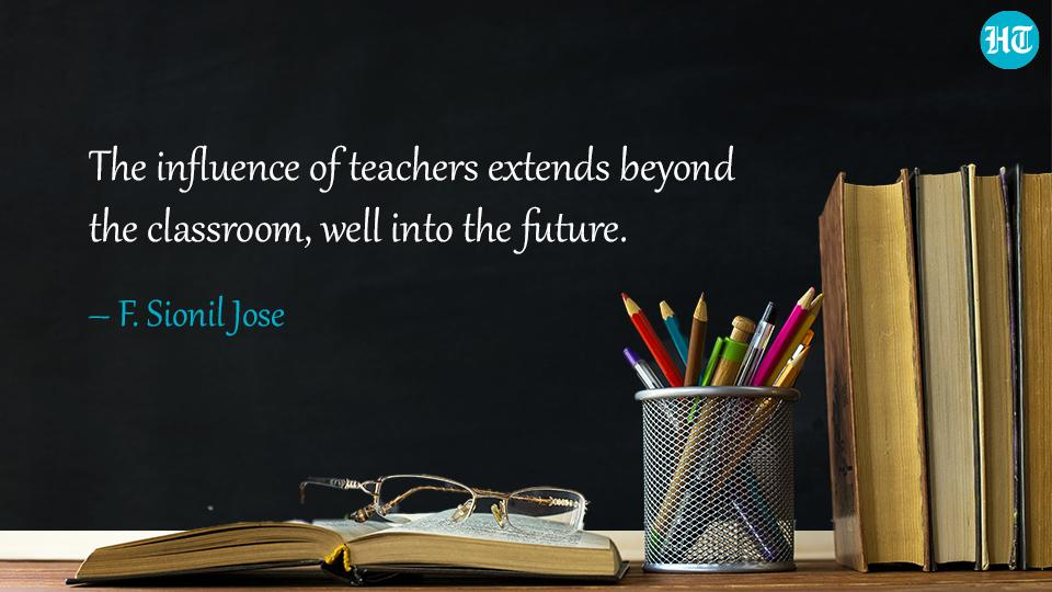 Teachers Day 2020 Quotes Wishes And Messages To Share With Your Favourite Teachers More Lifestyle Hindustan Times