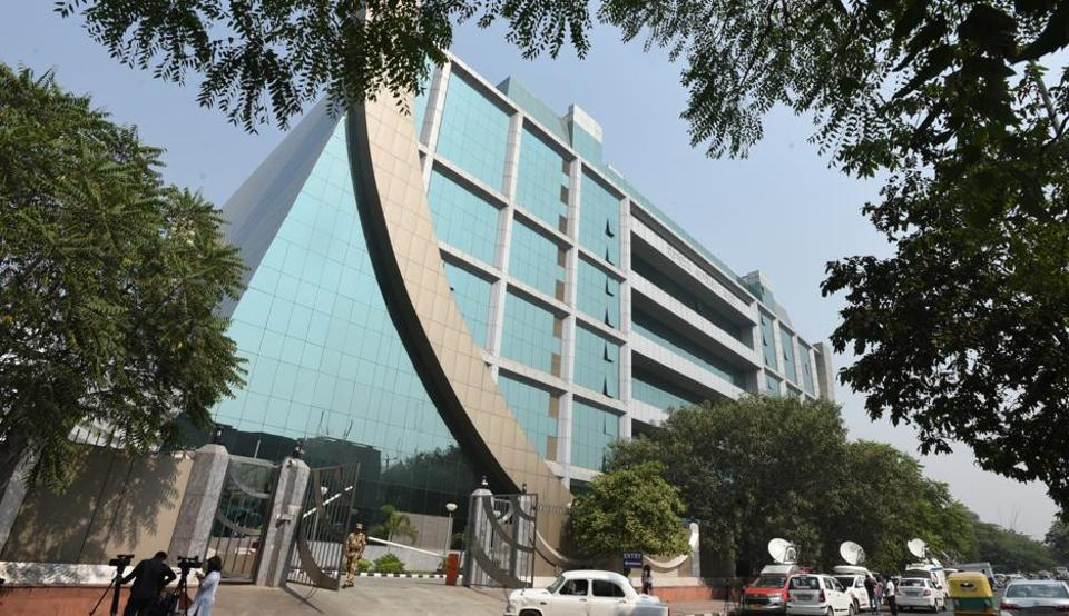 The CBI headquarters in New Delhi. The agency is acting on a request fromBahrain to prosecute a man for embezzlement in the middle-eastern country.