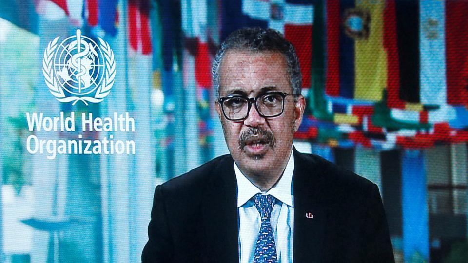 """WHO Director-General Tedros Adhanom Ghebreyesus said 78 high-income countries had now joined the """"COVAX"""" global vaccine allocation plan, bringing the total to 170 countries, adding that joining the plan guaranteed those countries access to the world's largest portfolio of vaccines."""