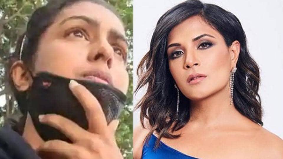 Richa Chadha has tweeted in favour of Kannada actor Samyuktha Hegde.