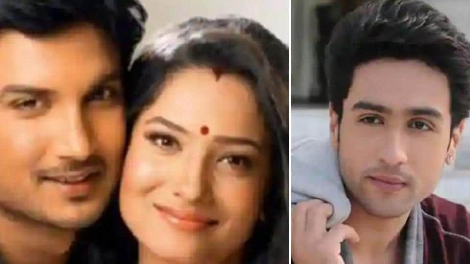Adhyayan Suman's tribute video for Sushant Singh Rajput was supported by Ankita Lokhande.