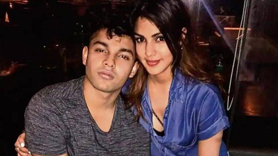 Rhea Chakraborty's brother Showik was arrested by Narcotics ControlBureau on Friday.