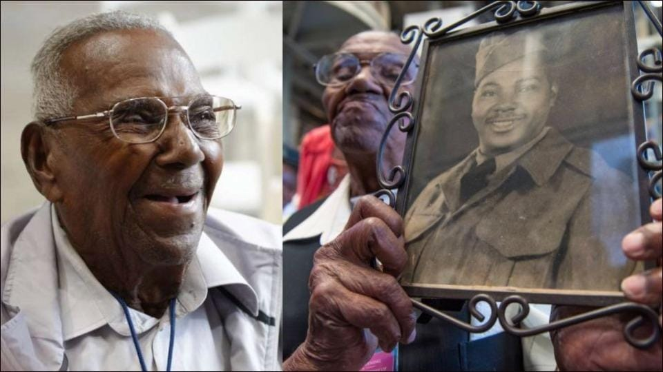 Send a birthday card to 111-year-old Lawrence Brooks
