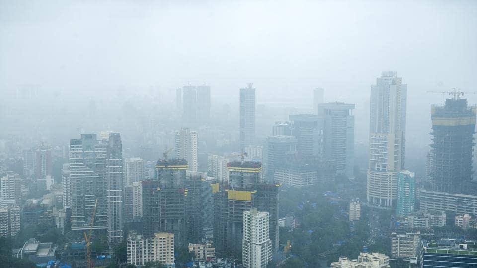File photo: In this photo, Mumbai's skyline is seen.