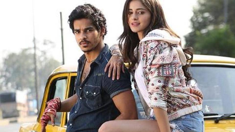 Ishaan Khatter and Ananya Panday star in Khaali Peeli.