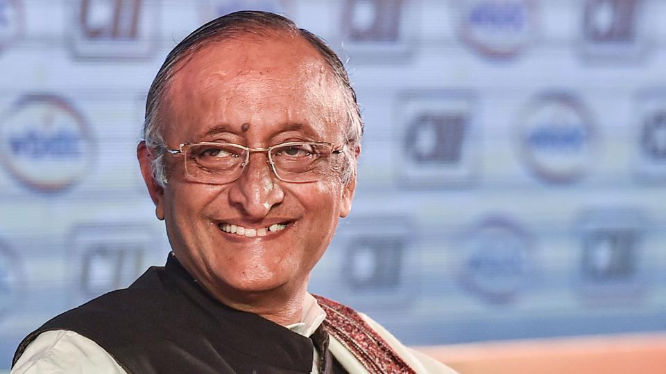 West Bengal Finance and Industry Minister Amit Mitra.