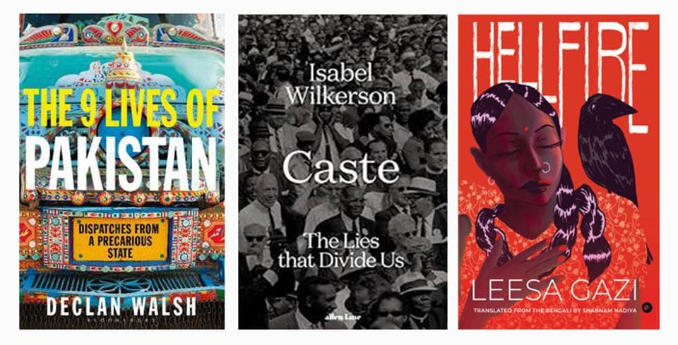 A new book on Pakistan by a journalist, another that looks at caste and race in the USA, and a Bengali debut novel in translation feature on our list of interesting reads this week.