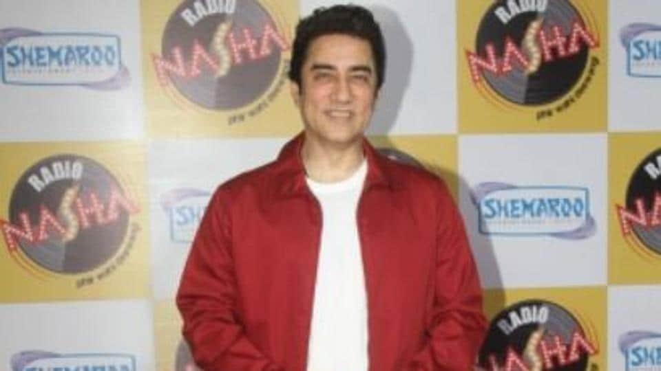 Faisal Khan has had public disagreements with his brother Aamir Khan.