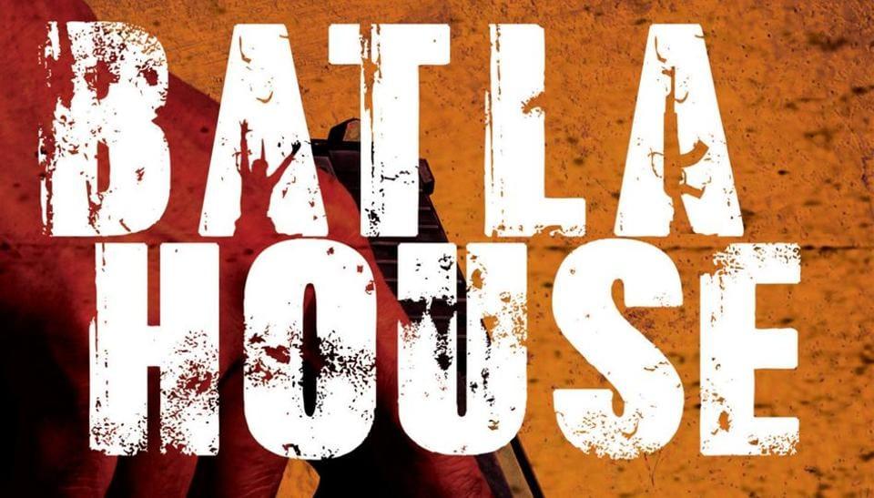 The cover of Batla House.