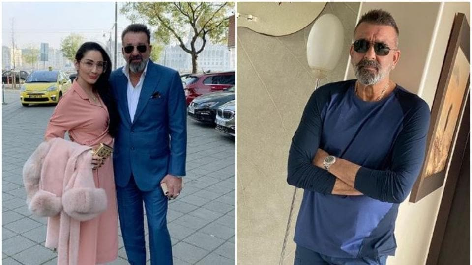 Sanjay Dutt is undergoing treatment for stage 4 cancer at a Mumbai hospital.