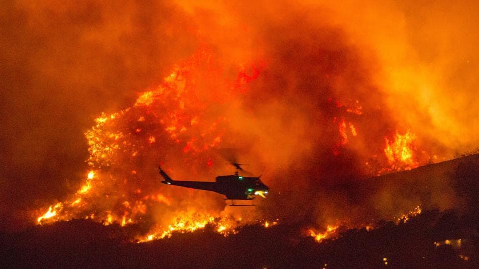 Scorched earth: Record 2 million acres burned due to California wildfires
