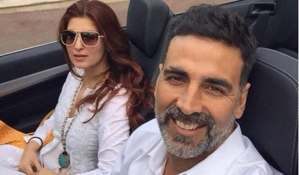Akshay Kumar and Twinkle Khanna have been married for nearly two decades now.