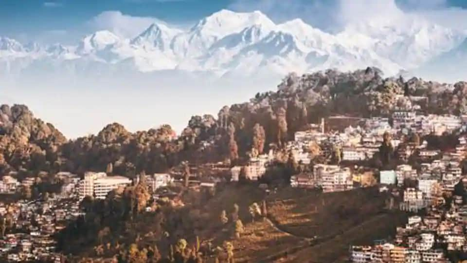 Both Darjeeling and Kalimpong have low cases of Covid-19.