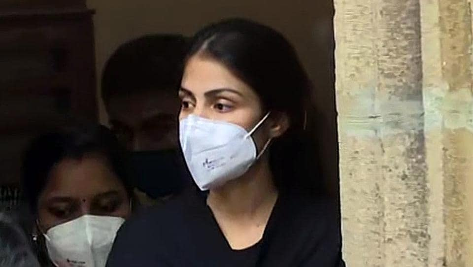 Actress Rhea Chakraborty was arrested by Narcotics Control Bureau (NCB) in a drug case related to Sushant Singh Rajput's death probe on Tuesday.