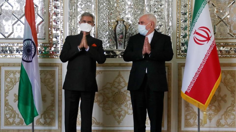 India's external affairs and defence ministers recently dropped by Iran and talked to their counterparts
