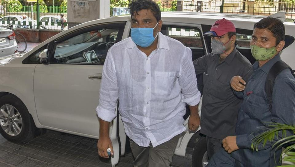 Former AAP councillor Tahir Hussain cited that his remand was given to ED on August 28 for six days and he was required to be produced before the court on September 3.