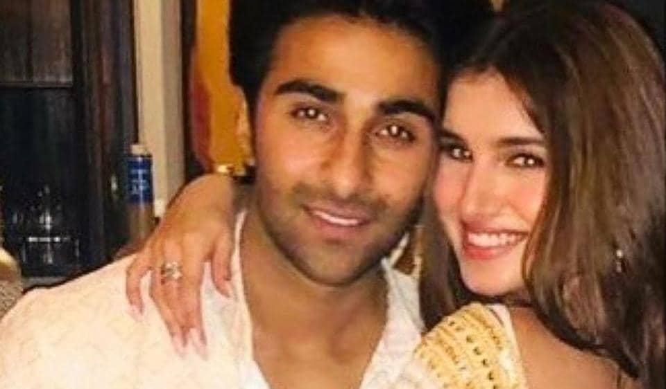 Tara Sutaria and Aadar Jain have been linked together since last year.