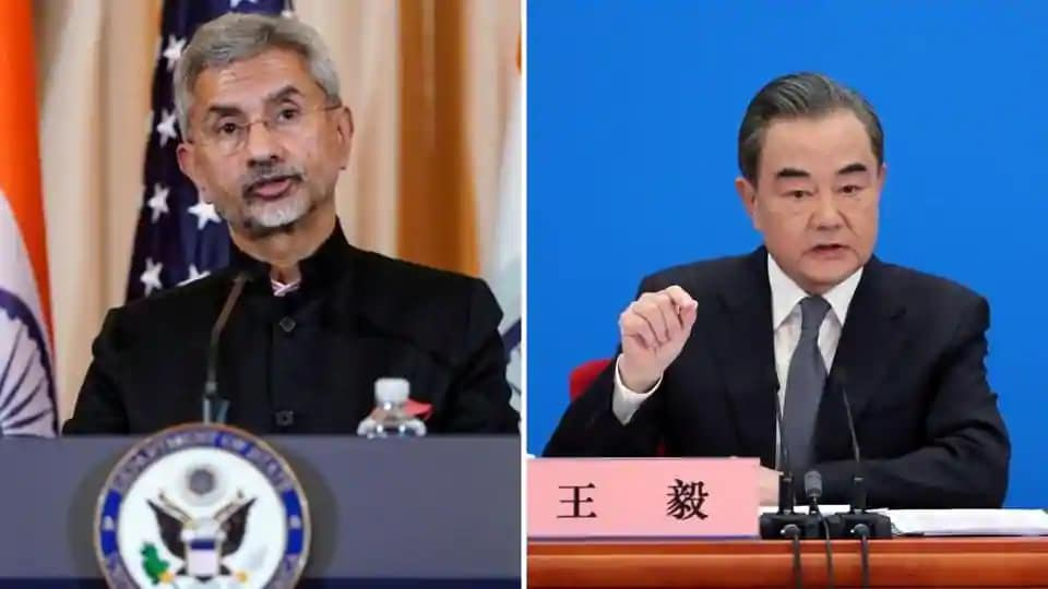 EAM Jaishankar and his Chinese counterpart meet in Moscow amid border tensions in Ladakh - Hindustan Times