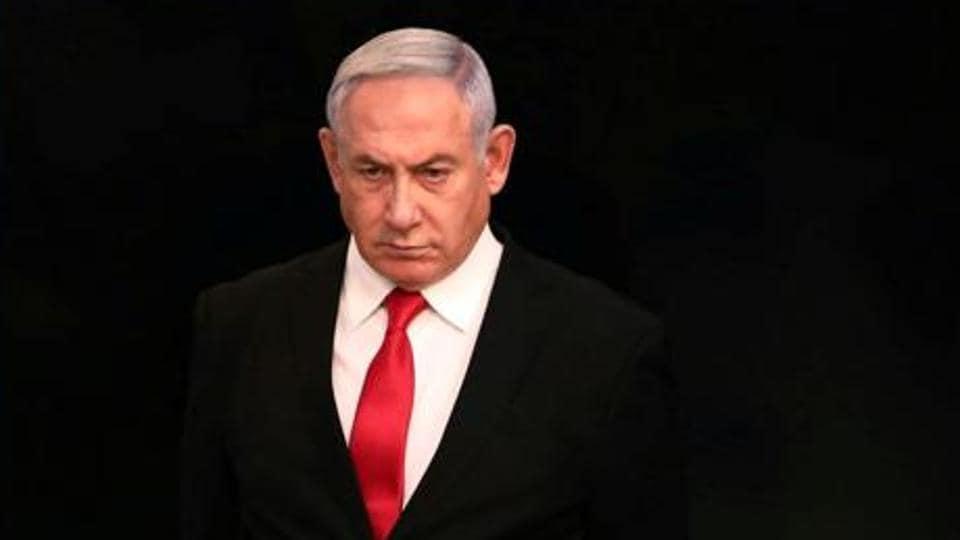 Israel's Benjamin Netanyahu pressed to sign conflict-of-interest deal