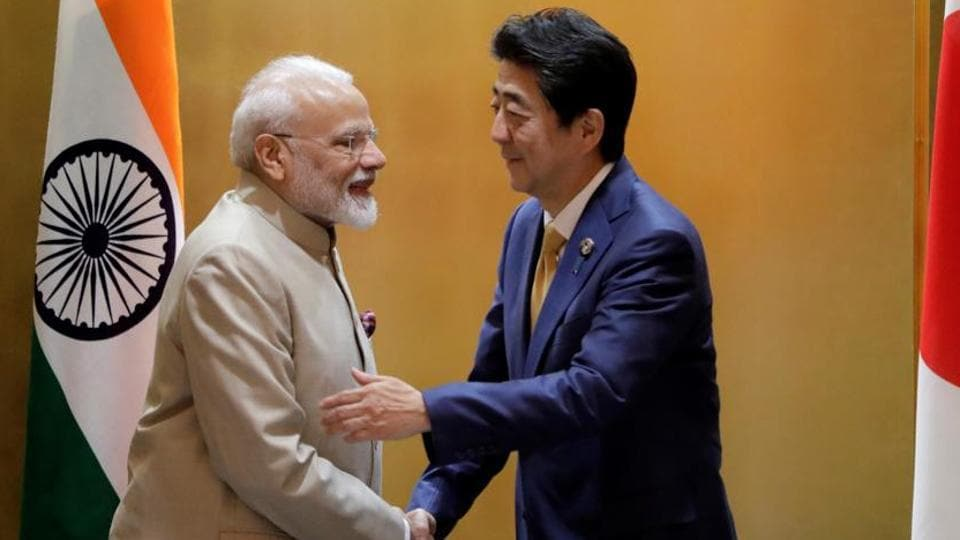 PM Modi rings up 'dear friend' Japanese PMShinzo Abe, hails him for boosting India-Japan ties